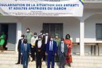 Koula-Moutou : Opération de régularisation des personnes apatrides au Gabon
