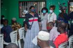 Vaccination mobile : 302 volontaires admis à recevoir le sérum